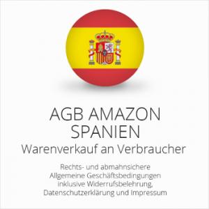 Abmahnsichere AGB für Amazon