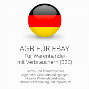 Abmahnsichere AGB für ebay