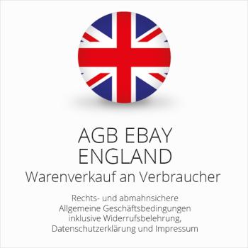 Abmahnsichere AGB für ebay England