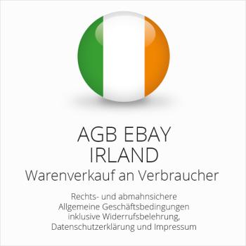 Abmahnsichere AGB für ebay Irland